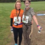 Gemma Scougal at Run for Wildlife 5k