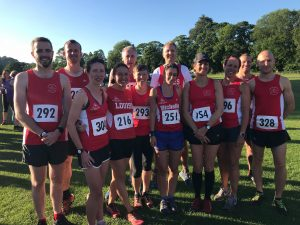 Grindleford Fell Race