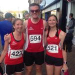 Clowne Road Runners at Doncaster 5K