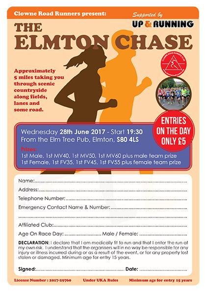 Elmton Chase