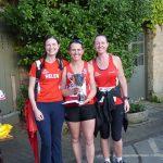 Elmton chase ladies team winners