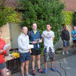 Emton Chase Mens team winners