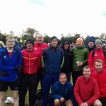English Cross Country Relays
