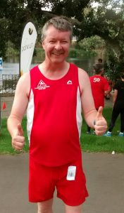 Jim McIntosh at Torrens Park parkrun, Adelaide, Australia