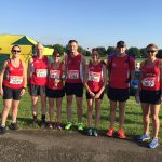Clowne Road Runners at Notts 5 mile