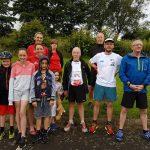 Ray Matthews 75 marathons in 75 days