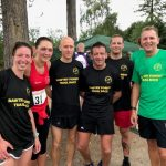 Bawtry Forest Trail race