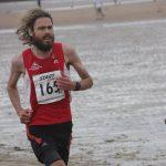 Lewis Banton at Northumberland Coastal Run