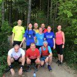 Whitwell Woods Training