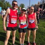 Steve Hattersley, Louise Lowe & Darren King