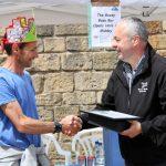 Gareth Lowe wins Bolsover Hill Race
