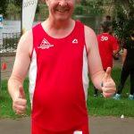 Jim McIntosh at Torrens Park parkrun, Adelaide, Australia