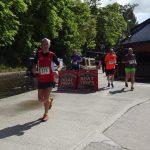 John Proffitt at Llangollen Trail 10k
